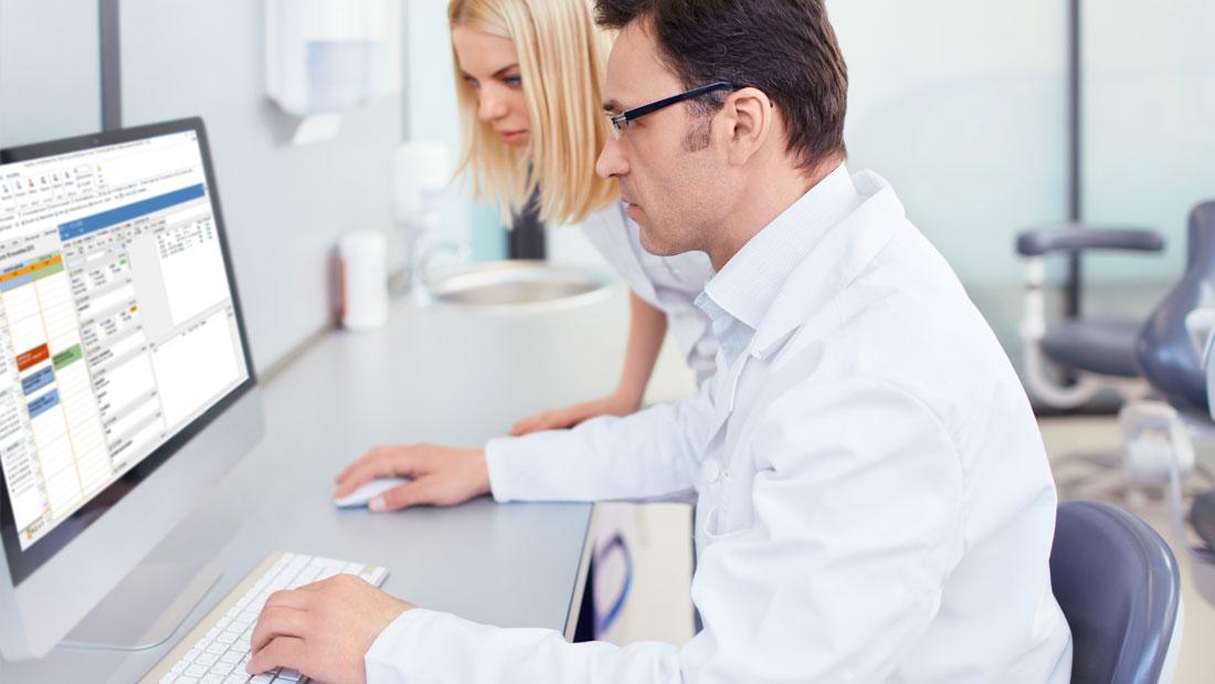 Informatisation du cabinet médical
